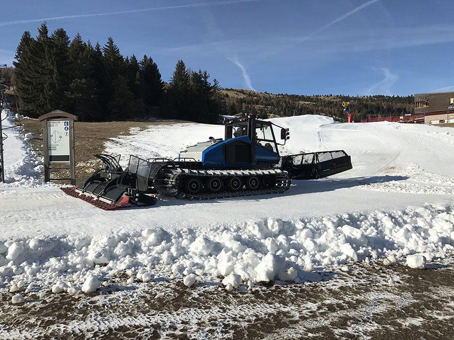 5 Alpine 510 sur les pistes !
